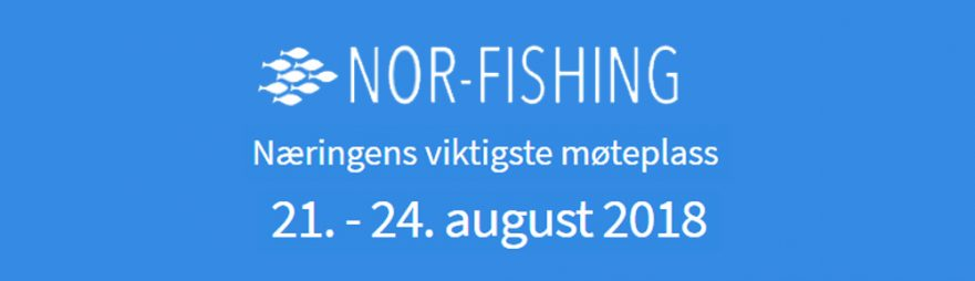 NOR-FISHING 2018 logo