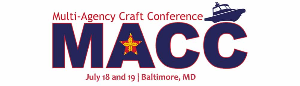 Multi Agency Craft Conference 2018 Sea Machines