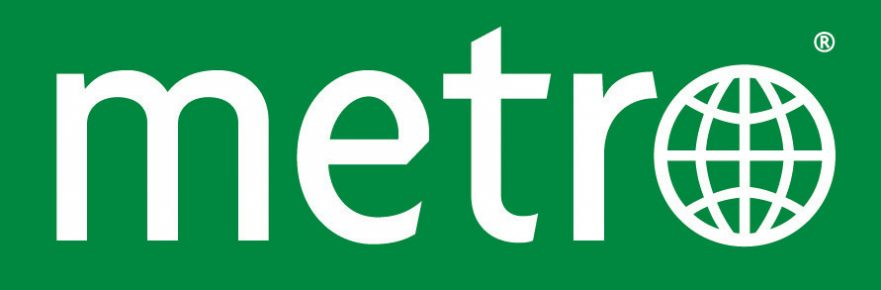 Metro Boston logo