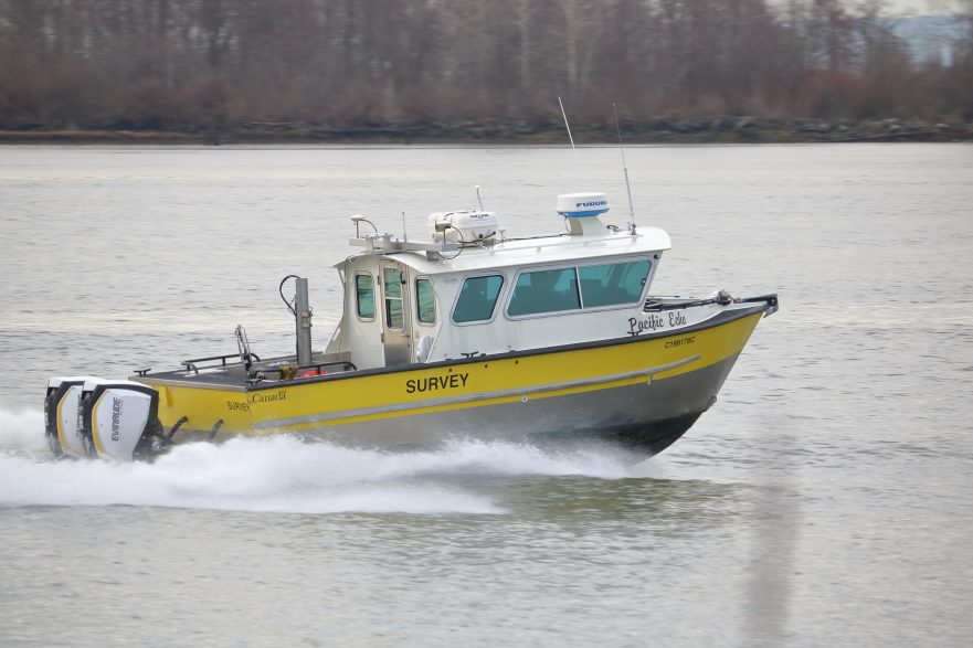 Automoated Vessel Technology for Hydrographic Surveying